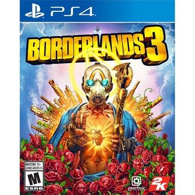 BORDERLANDS 3 | PS4