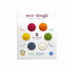 Eco-Dough 6 Pack