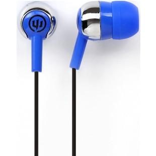 Wicked Audio Deuce In-Ear Headphones - Blue