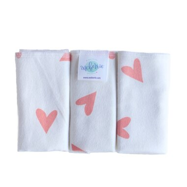 Oneberrie™ Washcloth Rose All Day 3-Pack