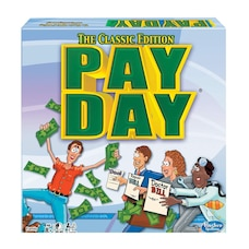 Winning Moves Games PayDay Board Game The Classic Edition