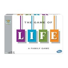 Winning Moves Games Édition Classique Du Jeu De La Vie