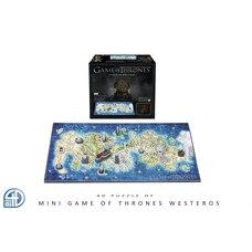 4D Cityscape Puzzle Mini Game of Thrones Westeros