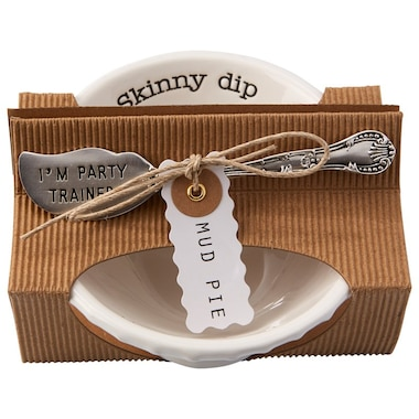 Mud Pie Circa Skinny Dip Dip Set