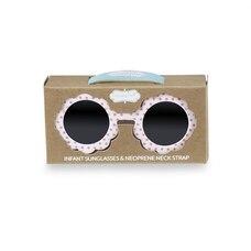 Mud Pie White Flower Girl Sunglasses
