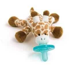 WubbaNub Infant Pacifier - Baby Giraffe