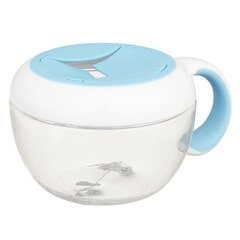 OXO Tot Flippy ™ Snack Cup with Travel Cover - Aqua