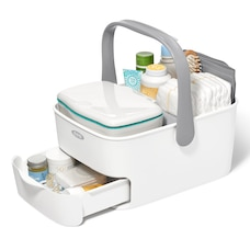 OXO Tot Diaper Caddy with Changing Mat