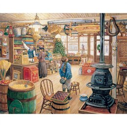 1000 Piece Puzzle - The Olde General Store