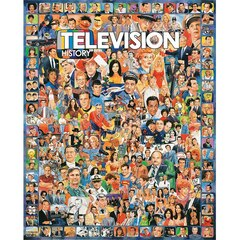 Television History 1000 pc Puzzle
