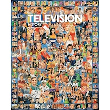 1000PC Television History Puzzle