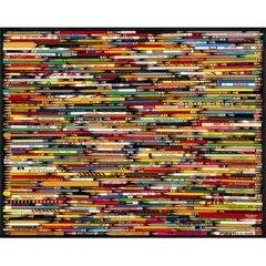 Casse-tête de 1000 Pièces – Crayons