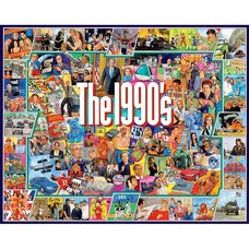 The Nineties, 1000 Piece Puzzle
