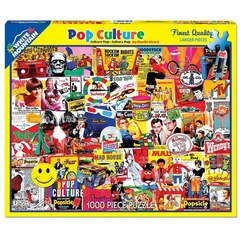 Pop Culture - 1000 Piece Jigsaw Puzzle