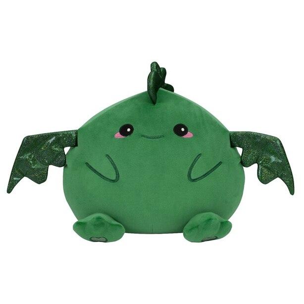 Incredible Novelties Fluffy Green Dragon 30 cm