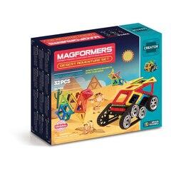 Magformers - Desert Adventure Set, 32-Pieces