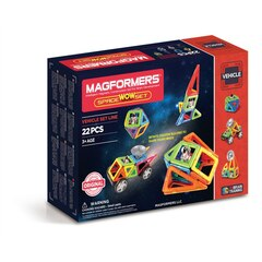 Magformers - Space Wow Set - 22-Pieces