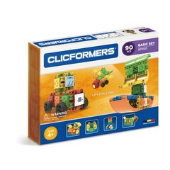 CLICFORMERS - basic 90pc set