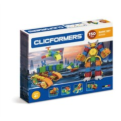 CLICFORMERS - basic 150pc set