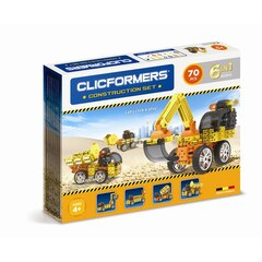 CLICFORMERS - CONSTRUCTION 70pc SET