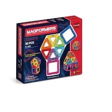 30 Piece Rainbow Magformers