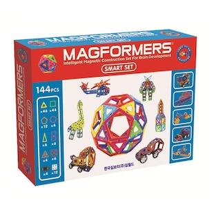 Magformers 144 Piece Smart Set