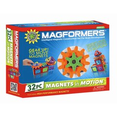 Magformers 32 Piece Gear Set