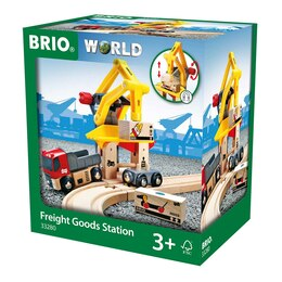 BRIO Freight Goods Station