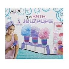 Spa Alex DIY Bain Jelli Pops