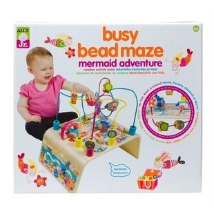 Busy Bead Maze Mermaid Adventures