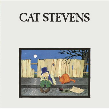 CAT STEVENS - TEASER AND THE FIRECAT - VINYL