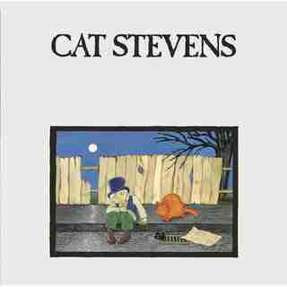 CAT STEVENS - TEASER AND THE FIRECAT - VINYL