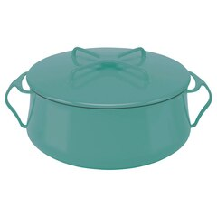 Dansk Teal 6qt casserole