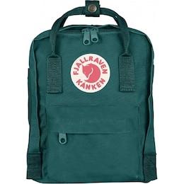 Mini Kanken Backpack, Ocean Green