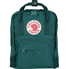 Mini Kanken Backpack, Ocean Green