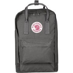 Fjallraven Kanken Laptop Bag - Super Grey
