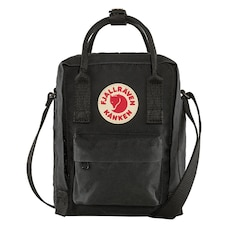 Fjallraven Kanken Sling Backpack Black