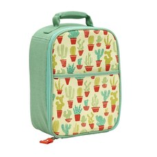 ZIPPEE KIDS LUNCH BAG, HAPPY CACTUS
