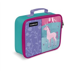 CROCODILE CREEK LUNCHBOX, UNICORN
