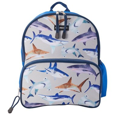 Crocodile Creek x IndigoKids Backpack Sharks