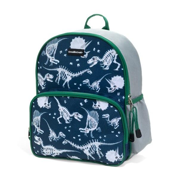 Crocodile Creek x IndigoKids Backpack - Dino Bones