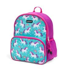 Crocodile Creek Kids Backpack - Unicorn with Stripes