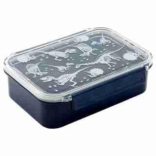 Crocodile Creek x IndigoKids Bento Lunchbox Dino Bones