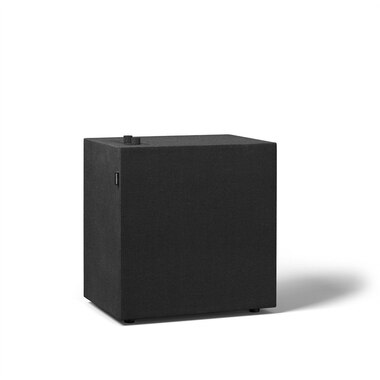 Urbanears Baggen Connected Speaker - Vinyl Black