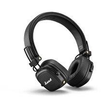 Marshall Major III Wireless Bluetooth On-Ear Headphones Black