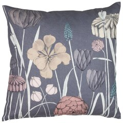 "Pliage Pillow Cover – Gray, 20"" x 20"""