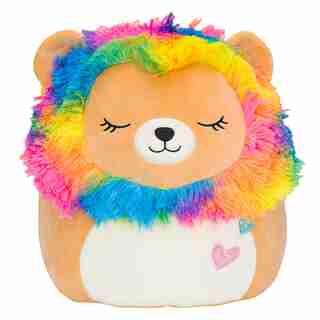 "Squishmallow 8"" LION"