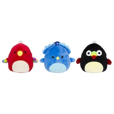 """5"""" BIRDS SQUISHMALLOW 1 OF 3 ASSORTED STYLES"""