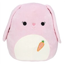 """Squishmallow 8"""" Bunny - Pink"""