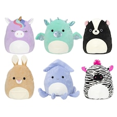 "5"" SQUISHMALLOW 1 OF 6 ASSORTED STYLES"